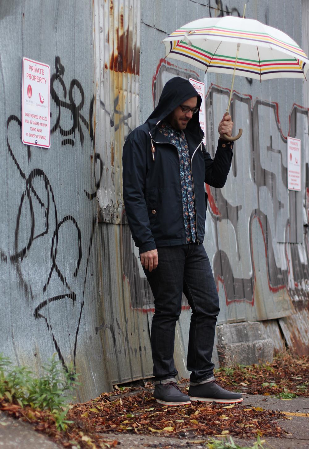 Mens Street Style - Toronto Fashion Fall 2013 HBC