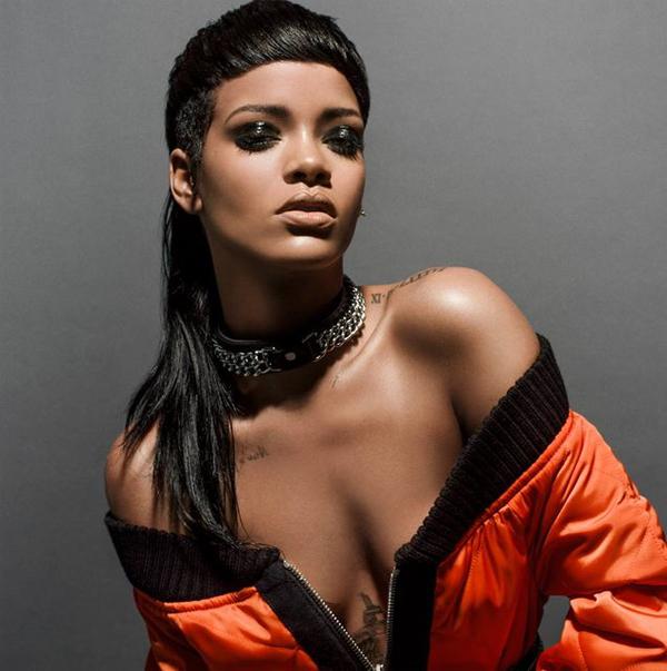 Rihanna for 032c Winter 2013 by Inez & Vinoodh-4