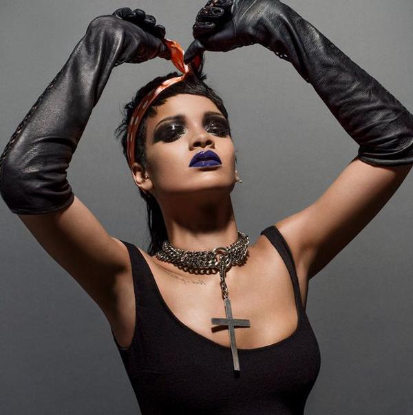 Rihanna for 032c Winter 2013 by Inez & Vinoodh-7