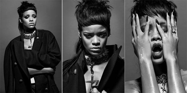 Rihanna for 032c Winter 2013 by Inez & Vinoodh-9