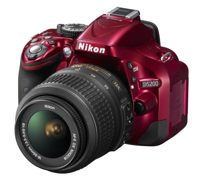 Nikon D5200 AF-S DK Nikkor 18-55mm