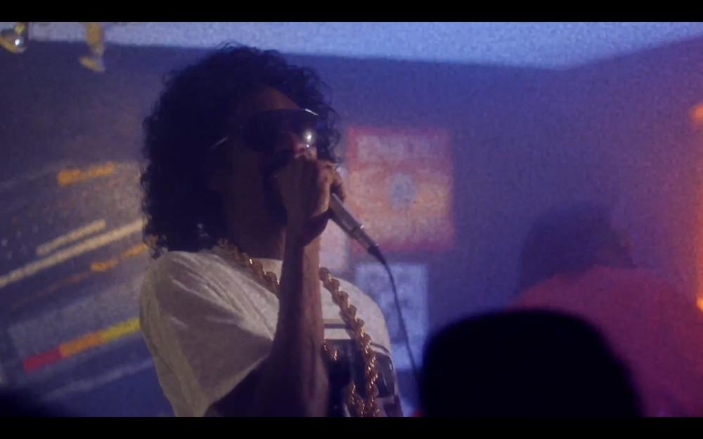 7 Days Of Funk Dam-Funk Snoopzilla Faden Away Music Video