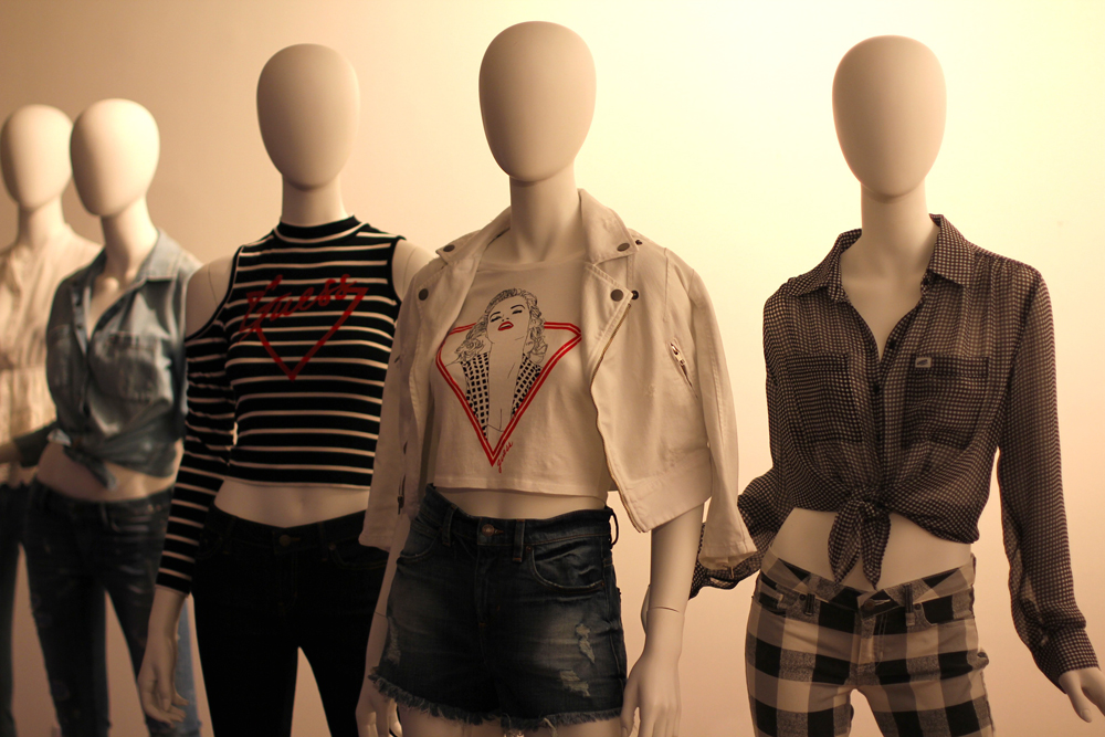 GUESS Spring Summer 2014