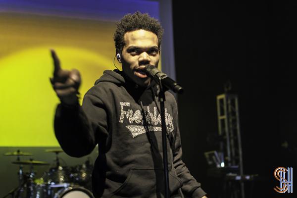 Chance The Rapper Danforth Music Hall Toronto-3
