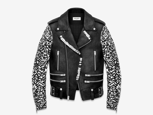 Sumi Ink Club Custom Saint Laurent Fall Winter 2013 Motorcycle Jacket