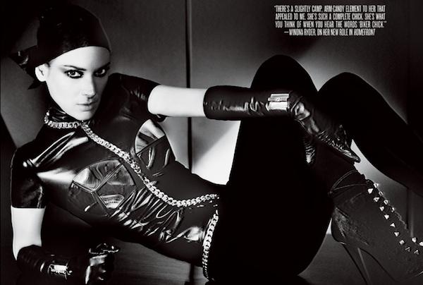 Winona Ryder For V Magazine #86-2