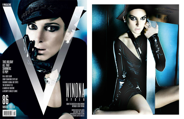 Winona Ryder For V Magazine #86-3