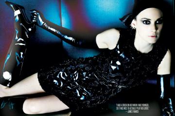 Winona Ryder For V Magazine #86
