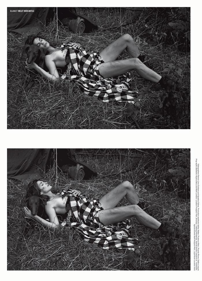 Cindy Crawford for V Magazine #86-2