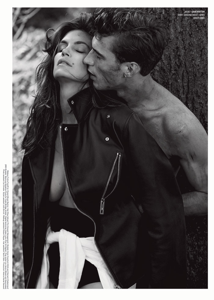 Cindy Crawford for V Magazine #86-4