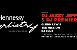 Hennessy Artistry Seriers