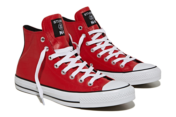 Stussy for Converse Fall Winter 2013 Chuck Taylor All Star Hi