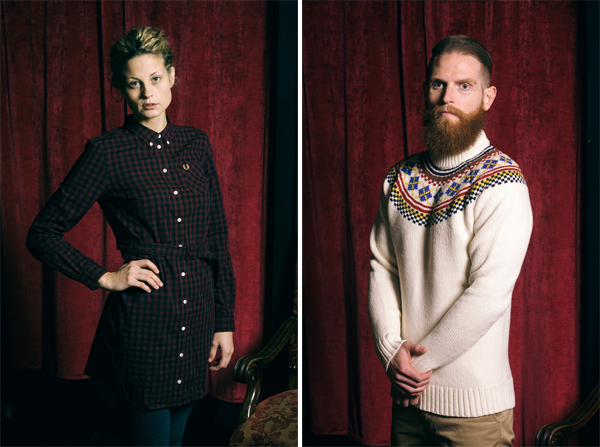 Fred Perry Toronto Fall 2013 Lookbook-11