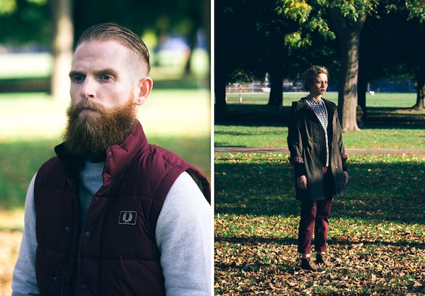Fred Perry Toronto Fall 2013 Lookbook-2