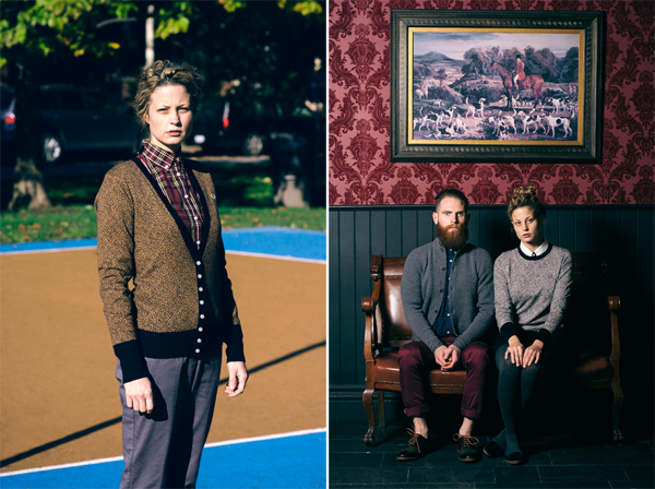 Fred Perry Toronto Fall 2013 Lookbook-4