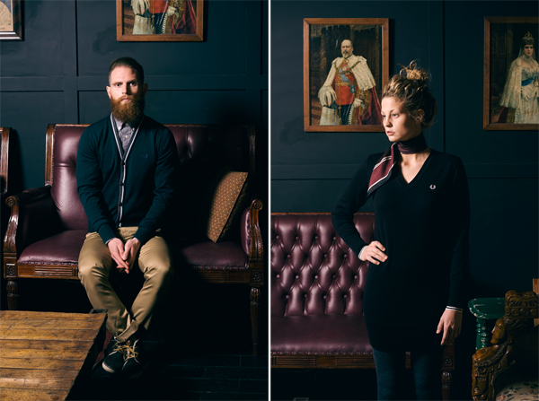 Fred Perry Toronto Fall 2013 Lookbook-8