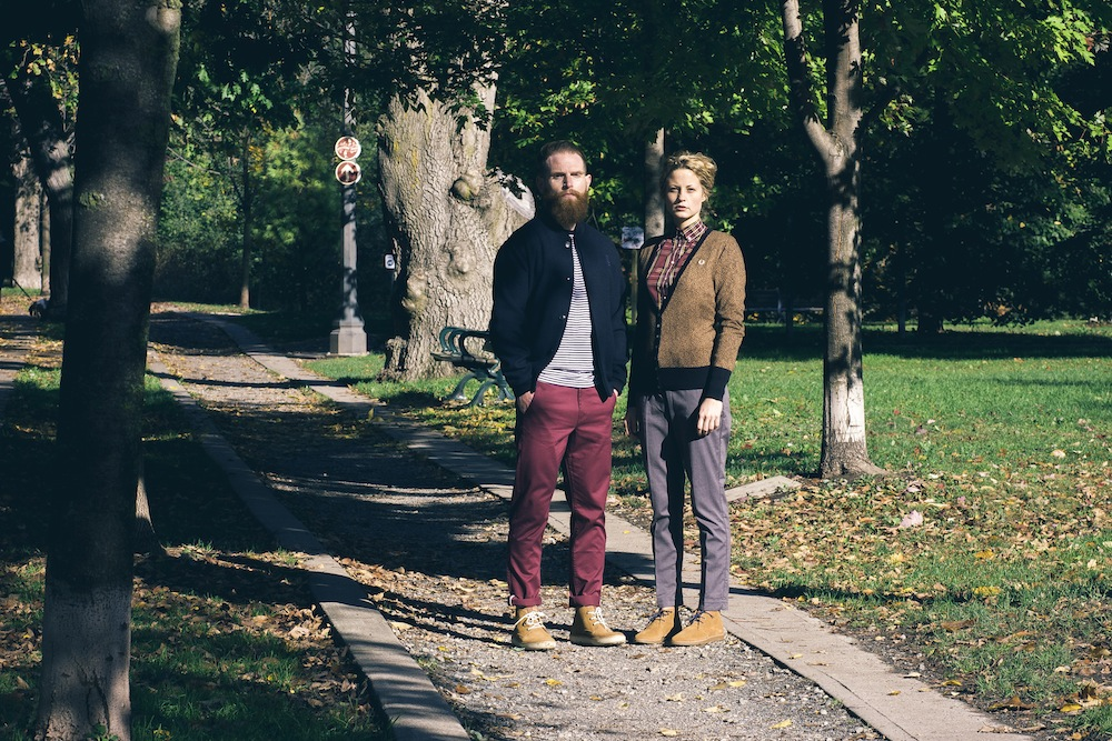 Fred Perry Toronto Fall 2013 Lookbook