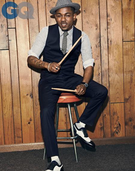 Kendrick Lamar is GQ 2013 Rapper of the Year