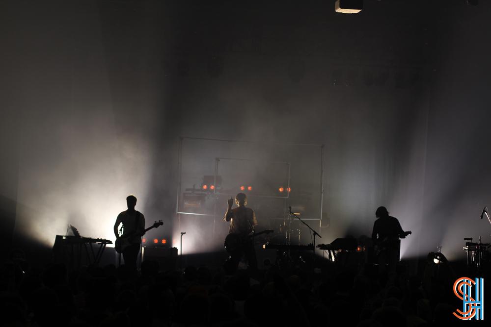 Cut Copy Danforth Music Hall 2013-5