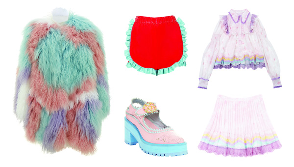Meadham Kirchhoff for Topshop-2