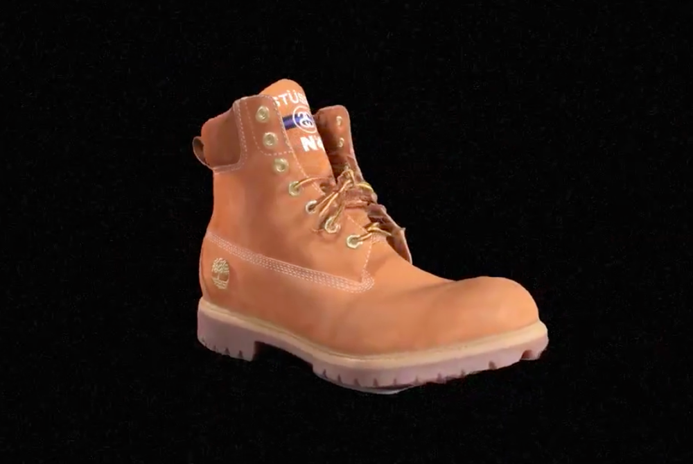 Stussy for Timberland 2013 Holiday Preview Video