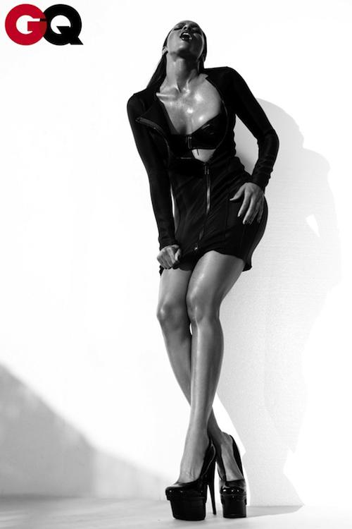 Ciara for GQ