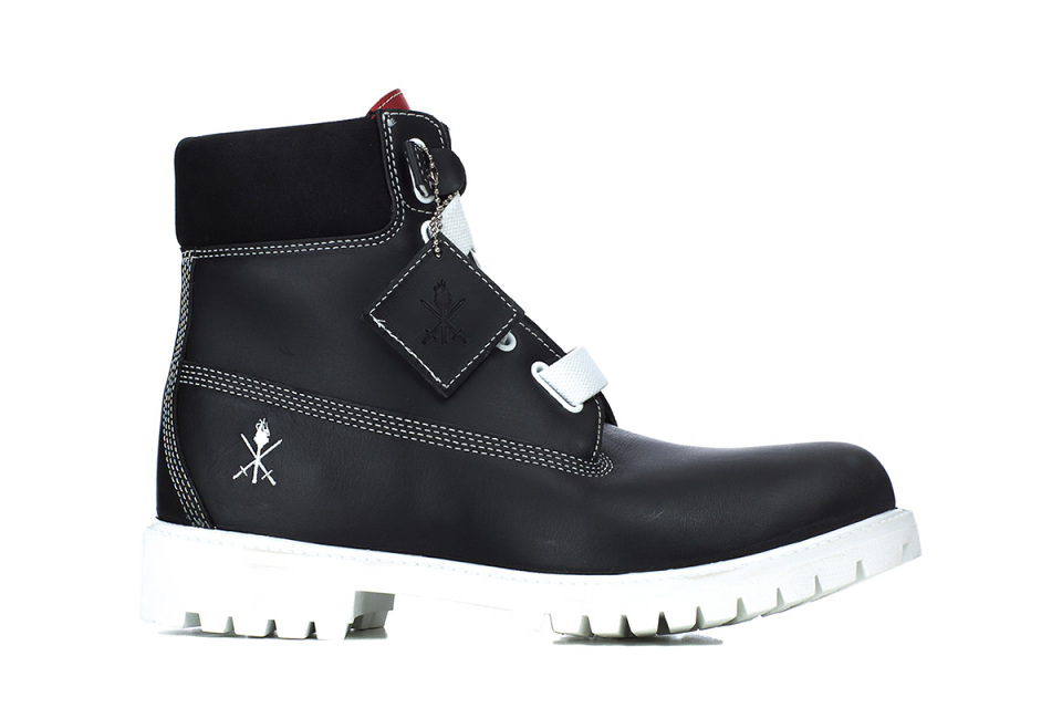 Opening Ceremony x Timberland Fall Winter 2013 Boots