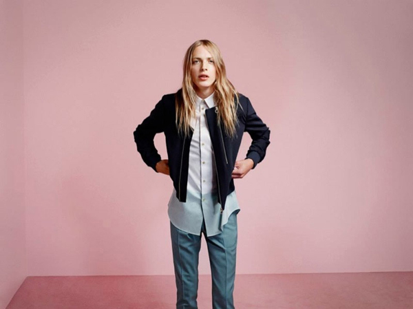 Paul Smith Spring Summer 2014 Lookbook Preview