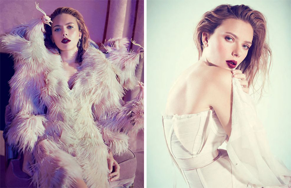 Scarlett Johansson Vogue Mexico December 2013-2