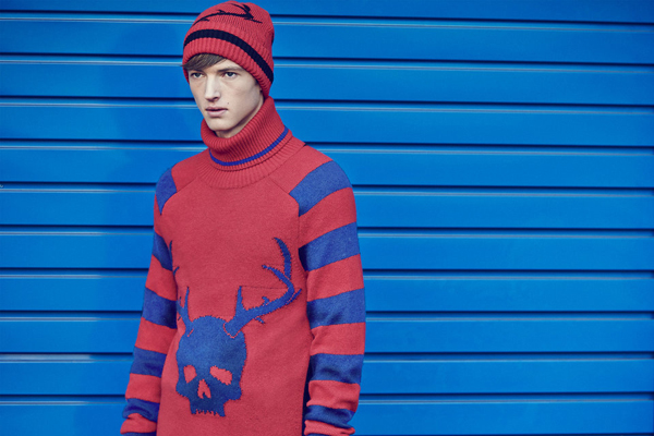 Topman x Sibling Fall Winter 2013 Knitwear Collection