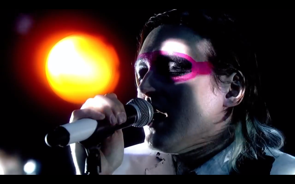 Arcade Fire - Afterlife live on The Graham Norton Show