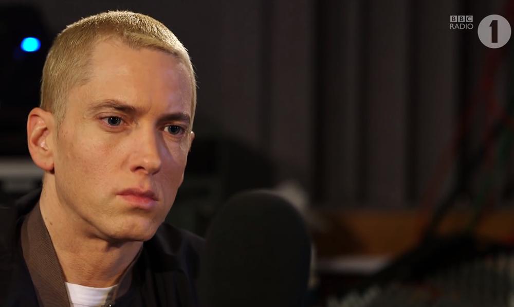 Eminem BBC Interview Zane Lowe
