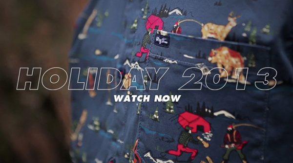 LRG Holiday 2013 Collection Video Lookbook