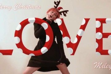 Miley Cyrus Countdown to LOVE Advent Calendar