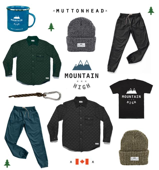 Muttonhead Holiday 2013 Collection