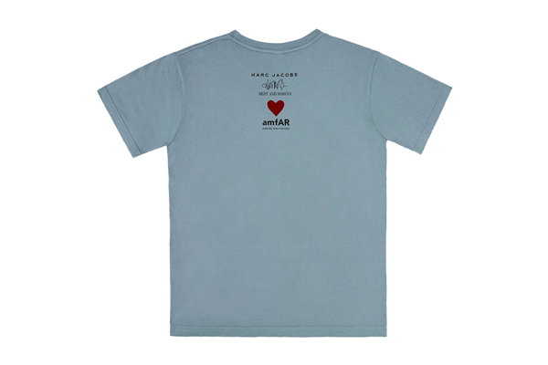 The Kate Moss Playboy Tee by Marc Jacobs