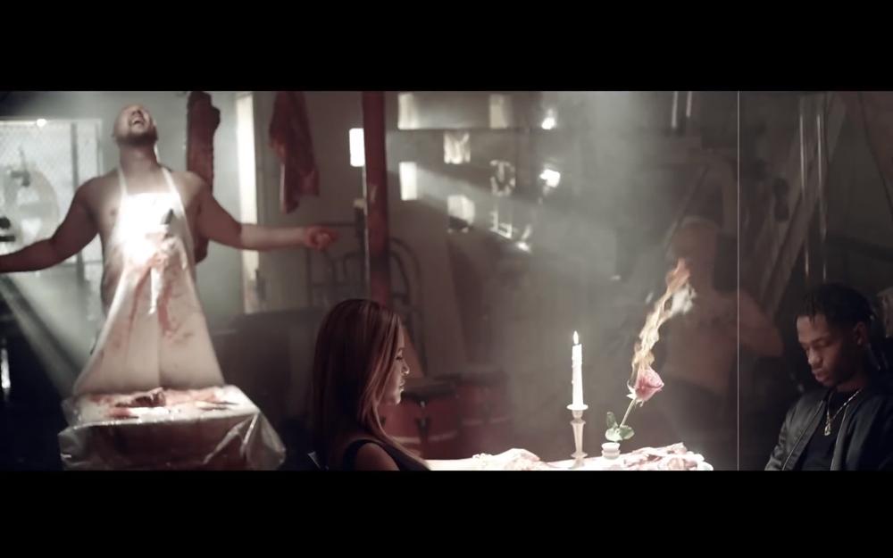 Travis Scott ASAP Ferg Uptown Music Video