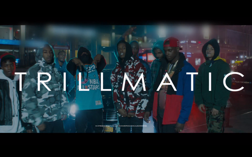 ASAP Mob ft. ASAP Nast Method Man Trillmatic Music Video