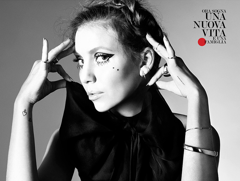 Lykke Li Vogue Italia December 2013-2