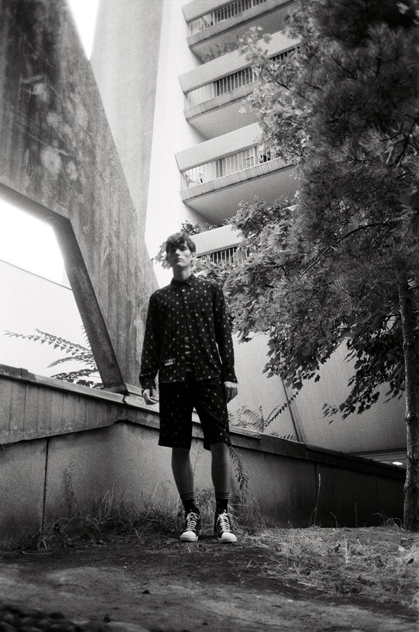 adidas Originals x Opening Ceremony 2013 Fall Winter Lookbook by Mathieu Vilasco