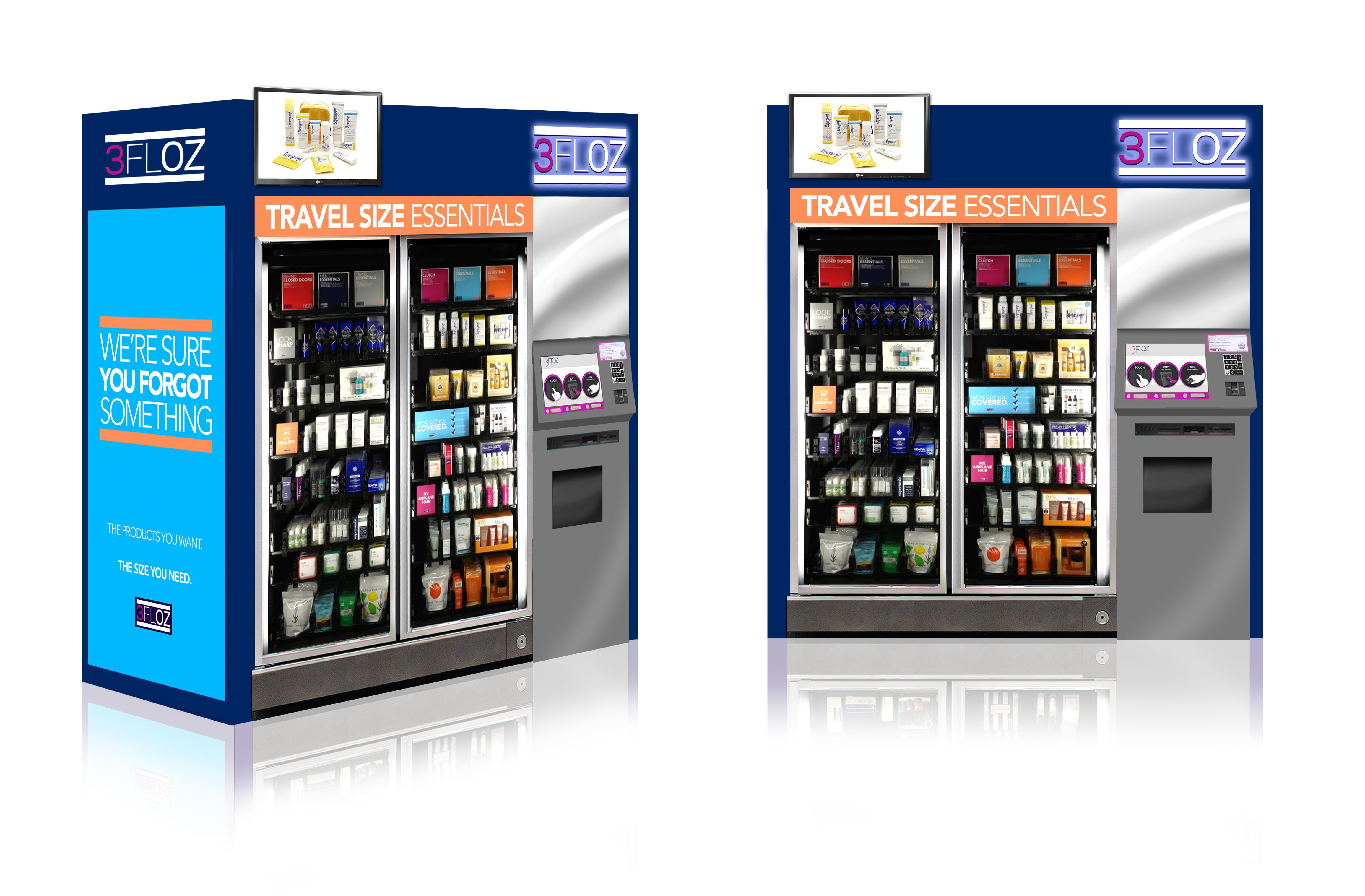 3FLOZ Vending Machine