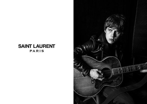 Jake Bugg for Saint Laurent Music Project