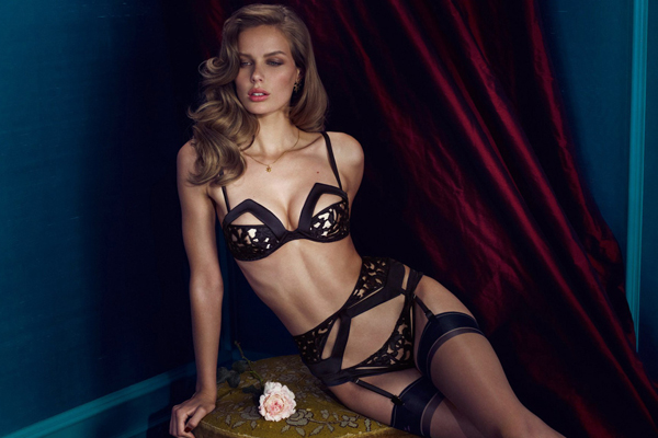 Agent Provocateur Fall Winter 2013 Soiree Collection