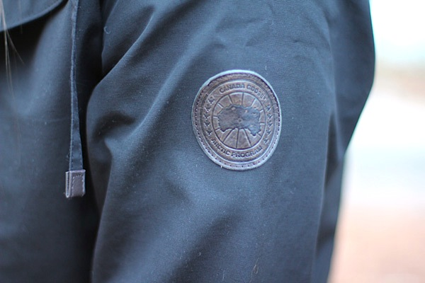 Canada Goose Mirabel Trench