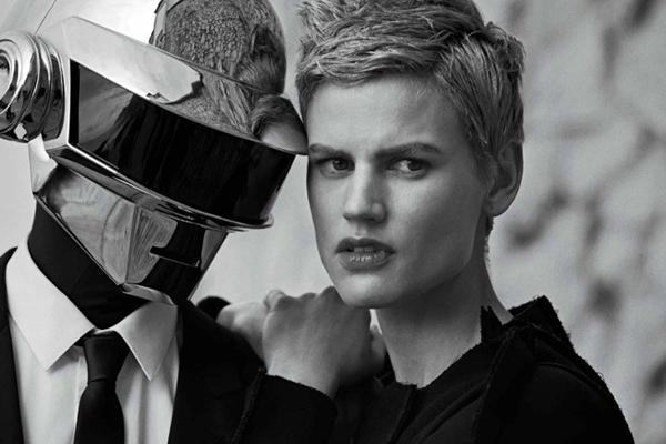 Daft Punk for M Le Monde