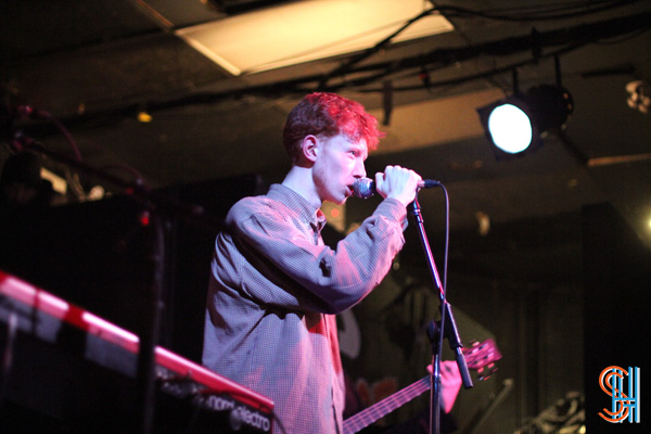 King Krule Lee's Palace Toronto 2013-3