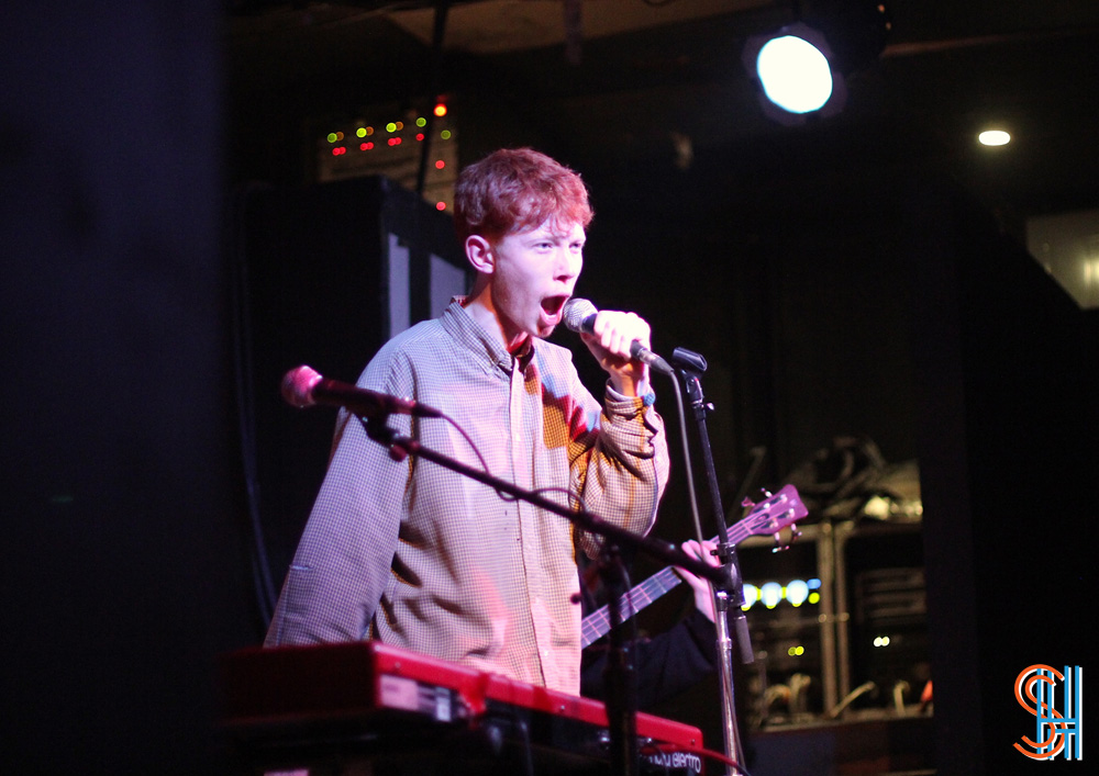 King Krule Lee's Palace Toronto 2013