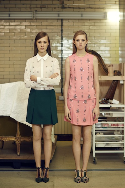 Erdem Pre-Fall 2014 Lookbook-12