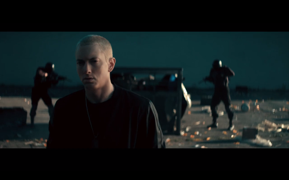 Eminemft. Rihanna The Monster Music Video