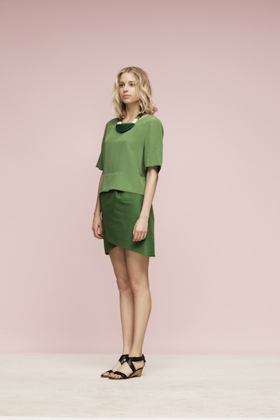 Kate Spade Saturday's Pre-Fall 2014-19